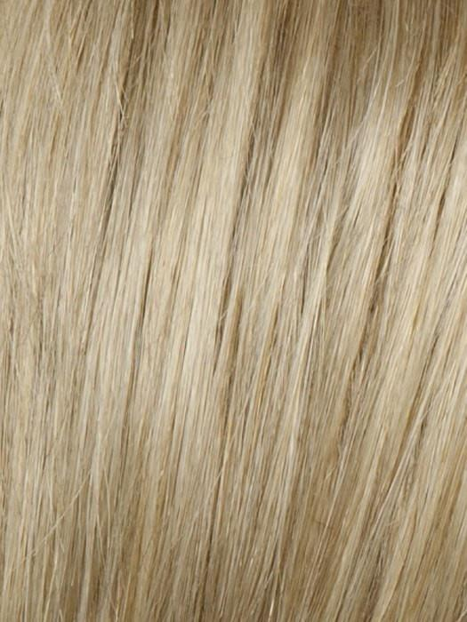 Color R21T = Sandy Blonde: Cool, Pale Blonde Wth Ash Blonde Tips