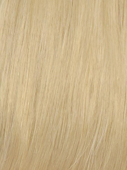 Color R22 = Sweedish Blonde: Pale Baby Blonde or Salon-Processed Blonde