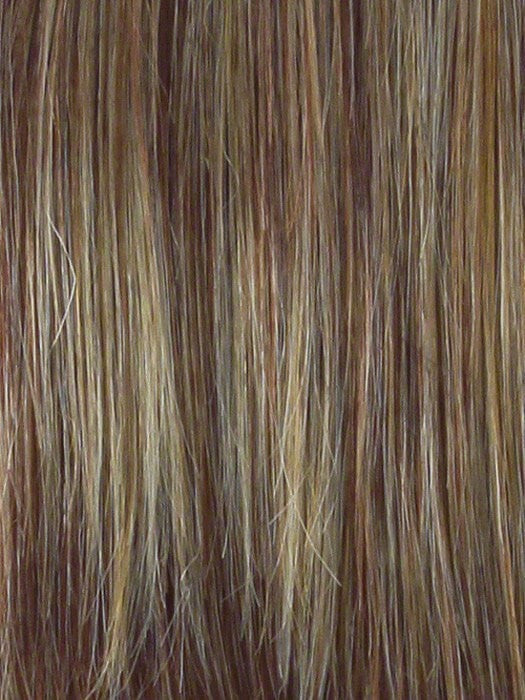 R29S GLAZED STRAWBERRY | Strawberry blonde with pale blonde highlights