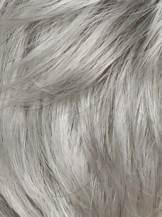 Color 56/60 = Silver Mist: Light Grey W/20% Medium Brown & Pure White Blend
