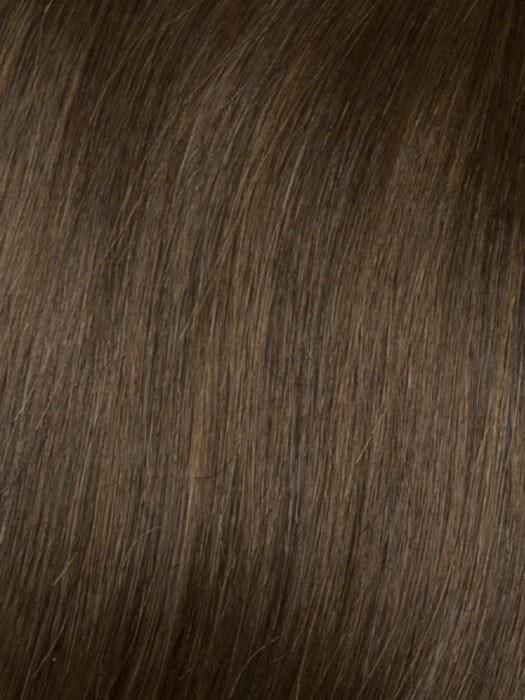 Color R8 = Dark Cinnamon: Rich, Dark Brown