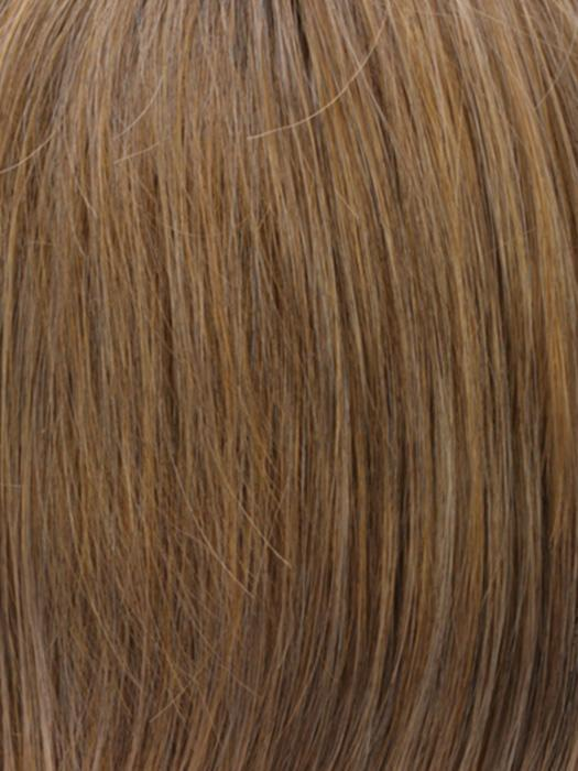 RH268 | Golden Brown w/Copper Blonde Highlights