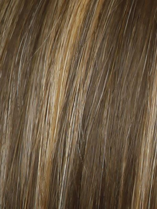 Color RL12/16 = Honey Toast: Light Brown With Subtle Honey Blonde Highlights