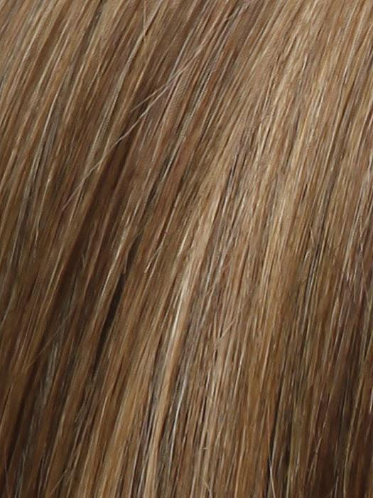 Color RL30/27 = Rusty Auburn: Pale red with warm blonde highlights