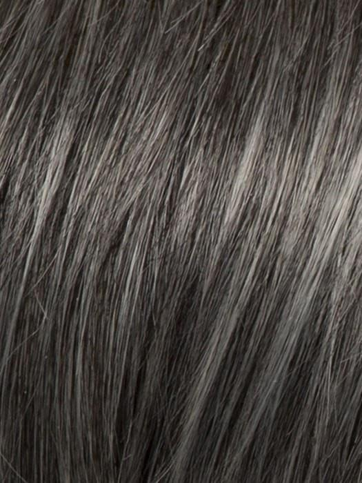 Color RL511 = Sugar & Charcoal: Light Brown With 90% Gray in Front Gradually Blended Into 30% Gray in Nape Area
