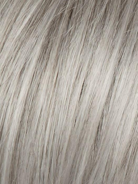 Color RL56/60 = Silver: Lightest grey with white highlights throughout