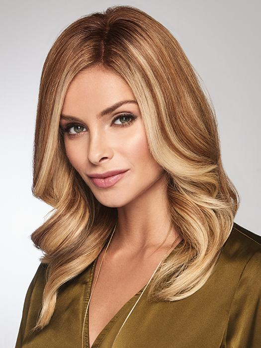 "GILDED 12"" by RAQUEL WELCH in SS14/25 HONEY GINGER 