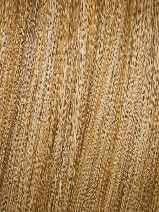R25 GINGER BLONDE | Golden Blonde with subtle Red Highlights