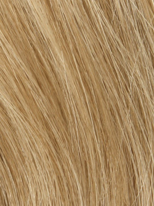Color Sunny-Blonde-Brown = Ash Blond Blended w. Sunny Blond Tones