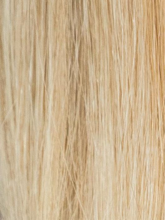 SPRING-HONEY-T | Honey Blonde and Gold Platinum Blonde Blended and Tipped with Lighter Ends