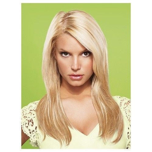 "Color N/A | 22"" Straight Extensions by Jessica Simpson"