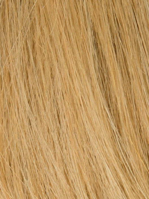 Color Wheat-Blonde = Vanilla Blond Blended w. Light Red Highlight Tones
