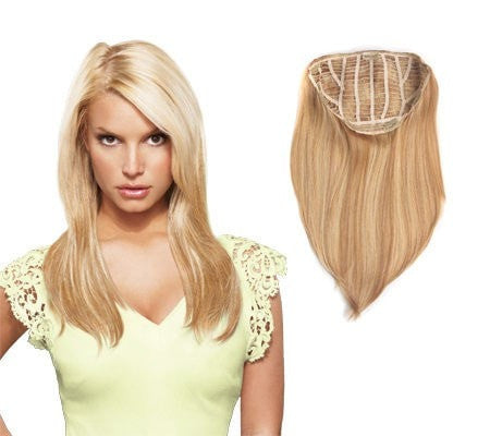 "22"" Straight Clip In Extensions by Jessica Simpson"