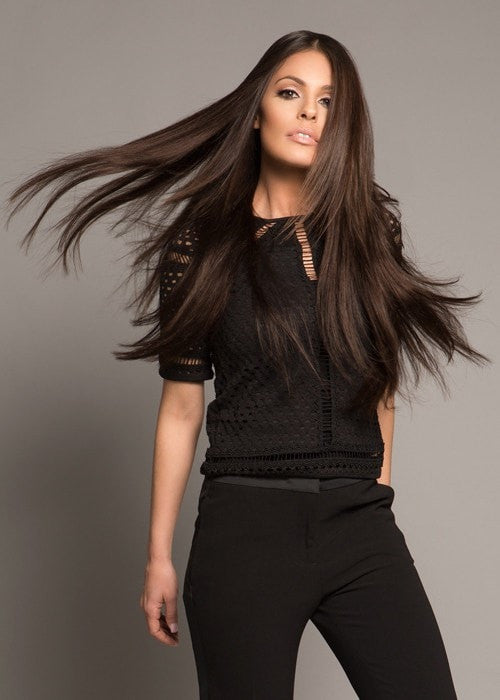 Lilly Ghalichi Human Hair Clip In Extensions By Bellami Hair