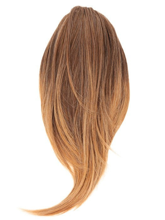 Color HT1416 = Dark Blonde | Clip In Pony
