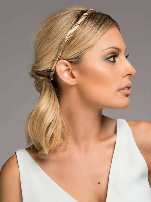 Color HT14/88H = Light Blonde | Corinthian Headband by Christie Brinkley