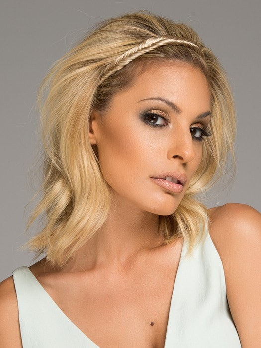 Fishtail Headband By Christie Brinkley Hair Extensions