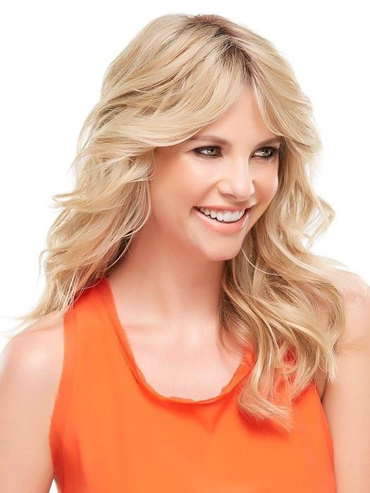 Color 12FS8 = Pecan Praline: Lt Gold Brown/Honey Blonde/Platinum Blonde Blend