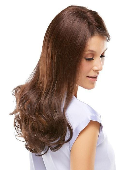 Naturally enhance your hair making it look healthy, voluminous, and long