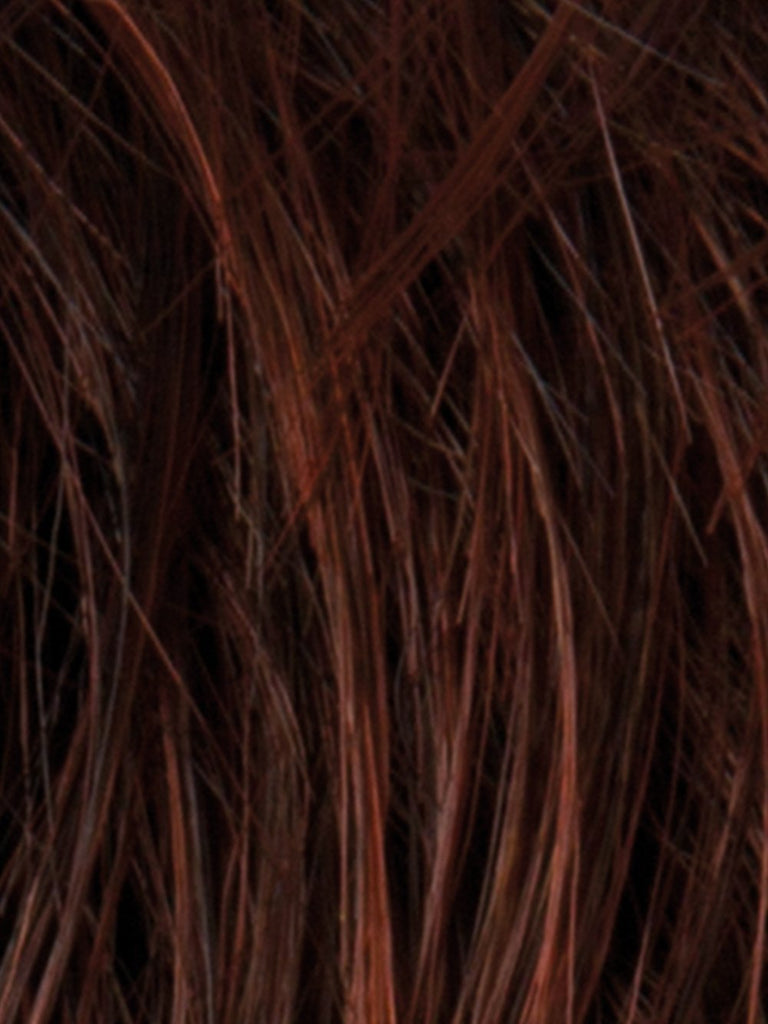 DARK AUBURN MIX | Dark Auburn, Bright Copper Red, and Dark Brown Blend