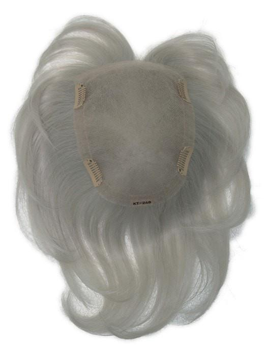 Color Silver Max = Pure Silver White and Pearl Platinum Blonde Blend