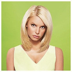 "Color N/A | 10"" Straight Clip In Extensions by Jessica Simpson"