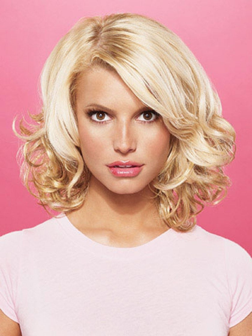 Jessica Simpson 15 Clip In Wavy Extension Clearance 30 Off