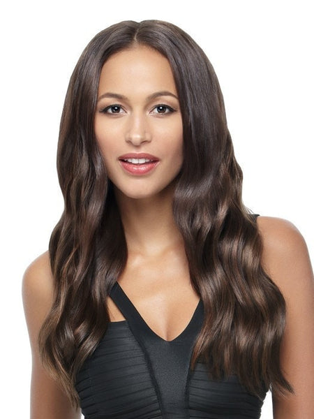 "16"" Loose Waves Clip In Extension (1pc) 