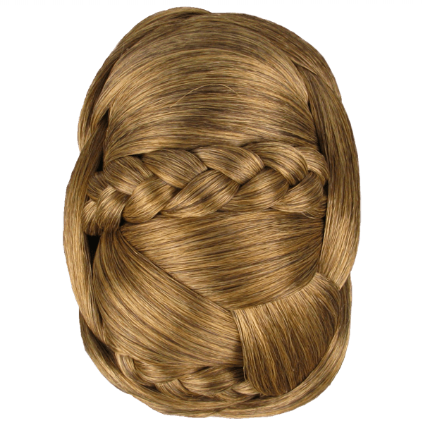 Braided Chignon By Jessica Simpson Clearance 30 Off Hair