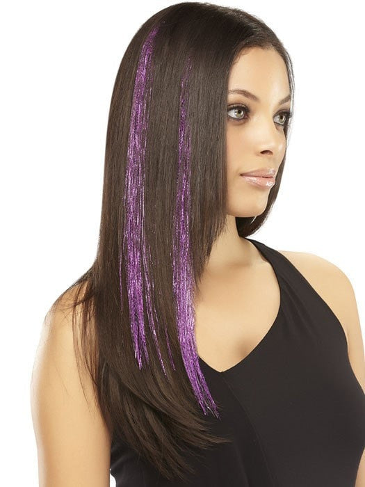 "Color Purple-Tinself | easiTinsel 16"" by easihair"
