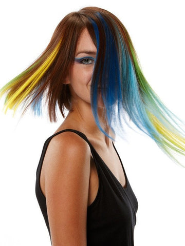 Clip In Color Hair Extensions