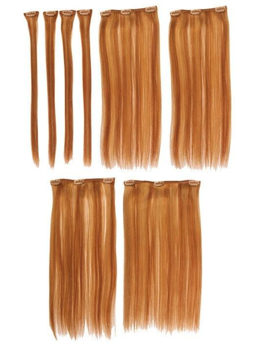 "8pcs | easiXtend Elite 16"" by easihair"