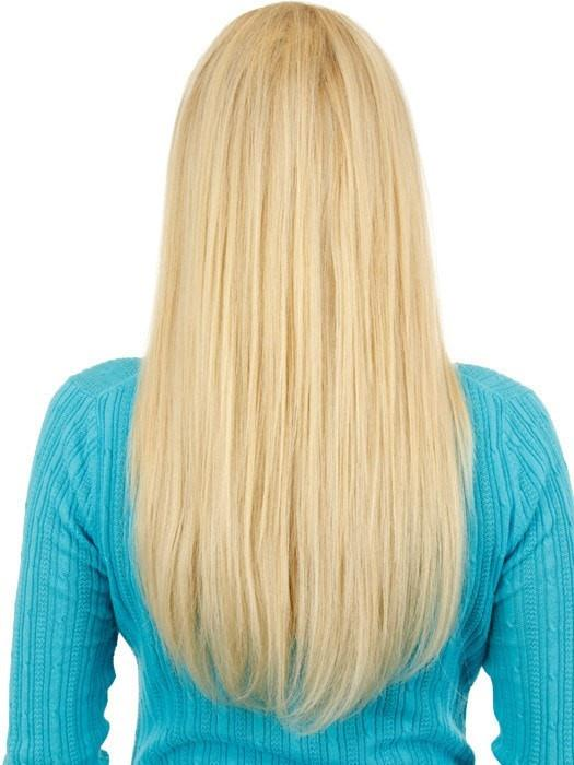 18easivolume human hair clip in volumizer by easihair 30 off color 24b613 butter popcorn honey blonde warm platinum blonde blend pmusecretfo Image collections