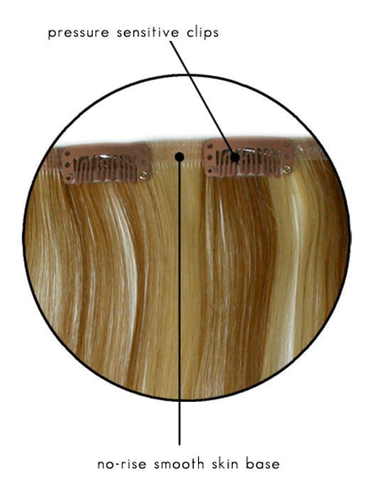 "16"" Wavy easiXtend Clip In Extensions by easihair"