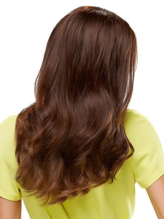 6RN DARK BROWN | Human Hair Renau Natural