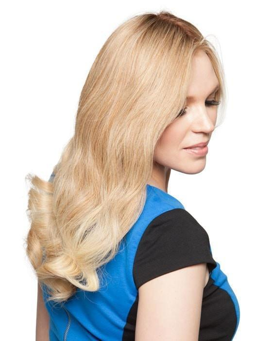 The 100% Remy human hair is the highest quality and most natural hair fiber