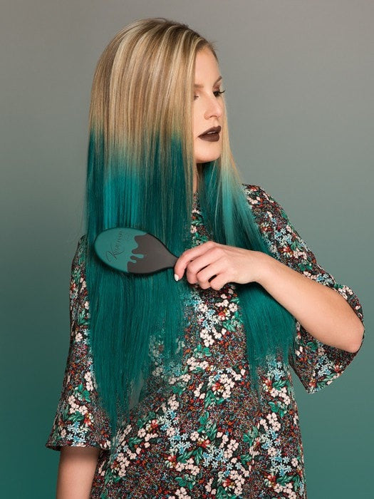 Color #18/TEAL | Wet To Dry Hairbrush
