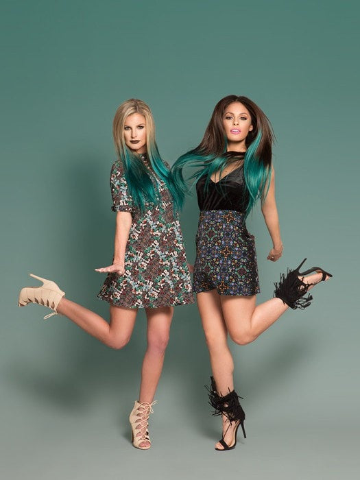 Color #2/TEAL | Color #18/TEAL | Take Your Hair To The Next Level With Our New Kylie Hair Kouture