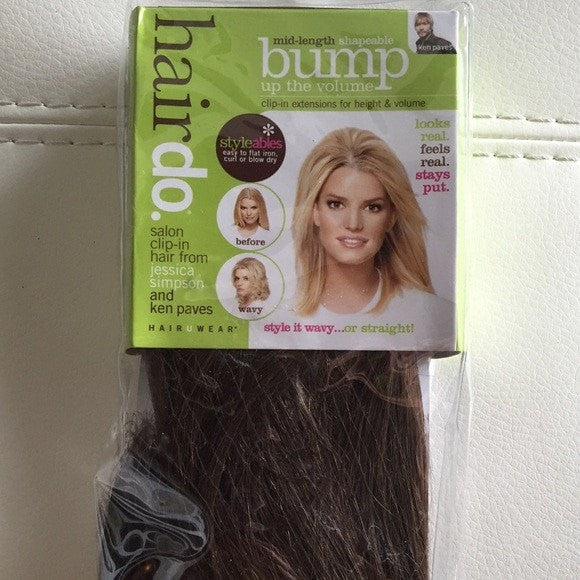 Jessica Simpson & Ken Paves | Mid Length Bump Up The Volume