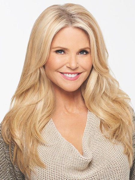 CLIP IN VOLUMIZER by CHRISTIE BRINKLEY in HT14/88H | Light Blonde
