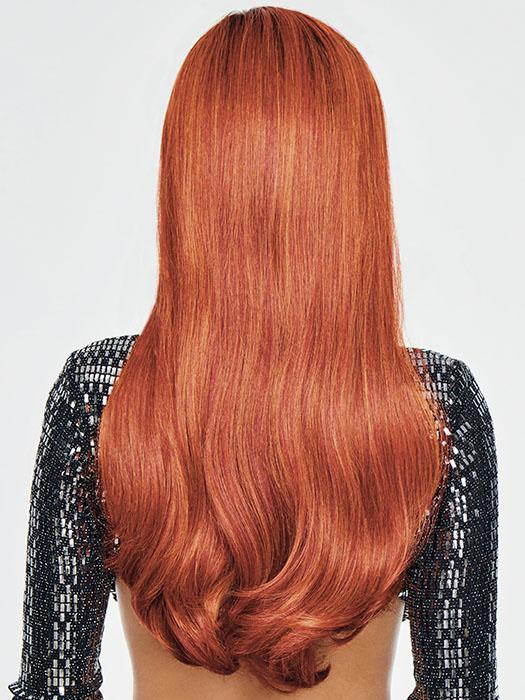 MANE-FLAME | Red-Orange with Dark Roots