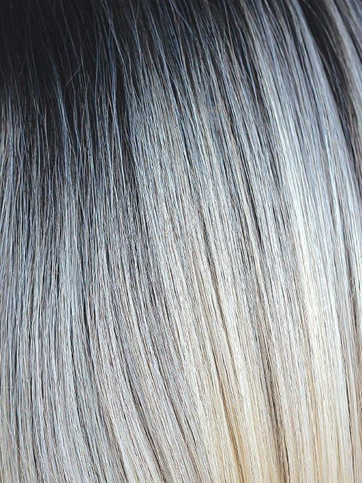 CREME-DE-COCO | Light Copper Blonde in the Middle and Medium Brown Nape and Roots