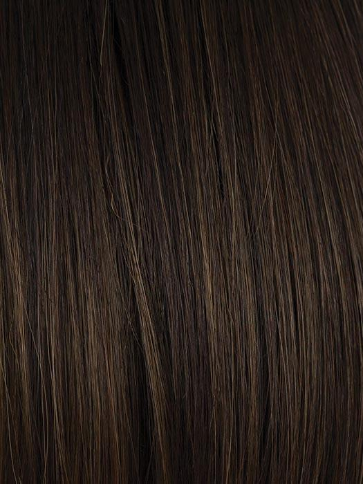 CHESTNUT | Dark Brown and Medium Brown Red Blended