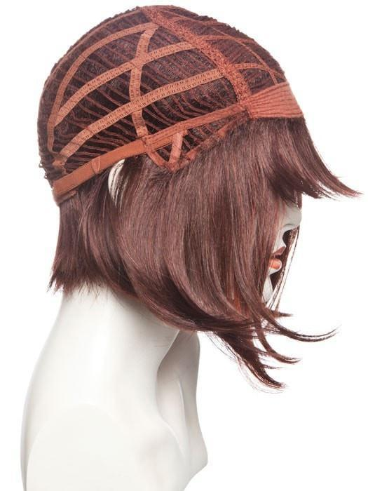 SCORPIO by Rene of Paris | Open Wefted Cap