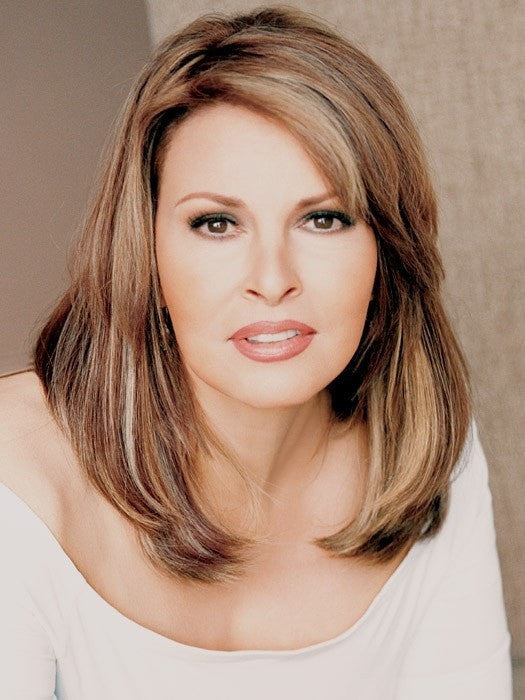 "Color N/A | 14"" Human Hair Clip In Extenstions by Raquel Welch"