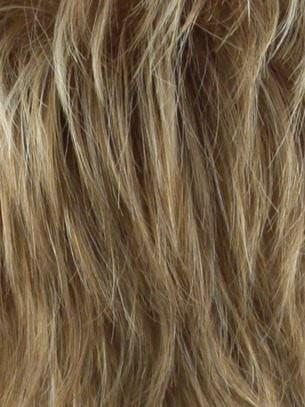Color R2026S = Glazed Apricot: Very Pale Ginger Blonde With Soft Gold Highlights