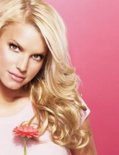 "Color N/A | 23"" Wavy Extension by Jessica Simpson"