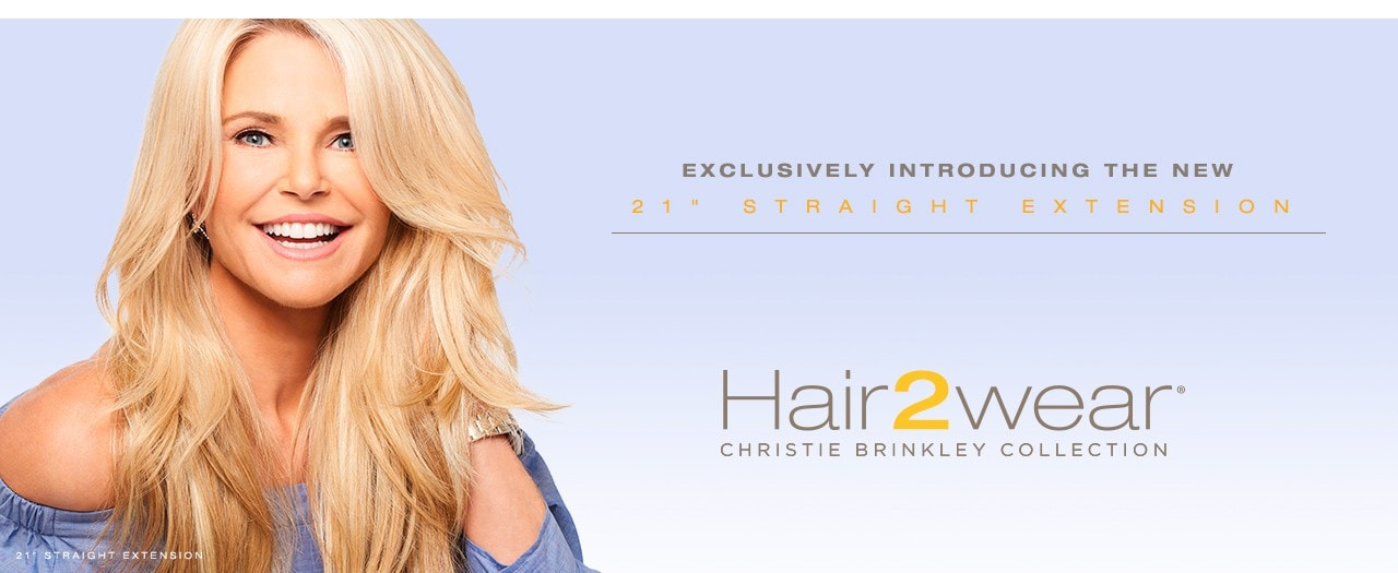 Christie Brinkley Hairpieces & Hair Extensions