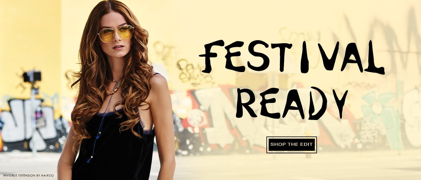 New Hairpieces by Ellen Wille
