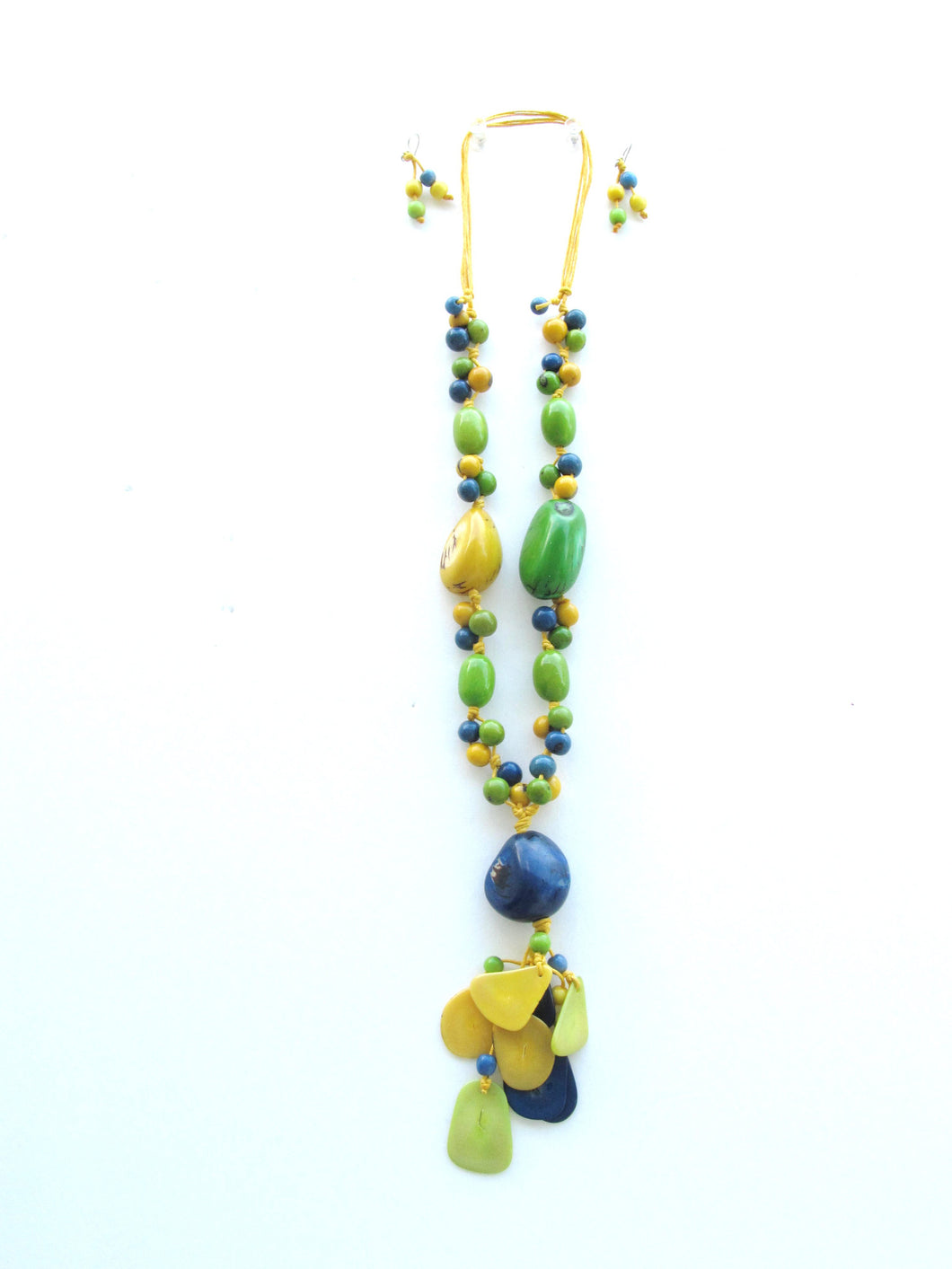 Rain Forest Necklace - Funkecomedina